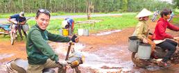 Photo of Vietnamese Easy Rider Mr. Duc